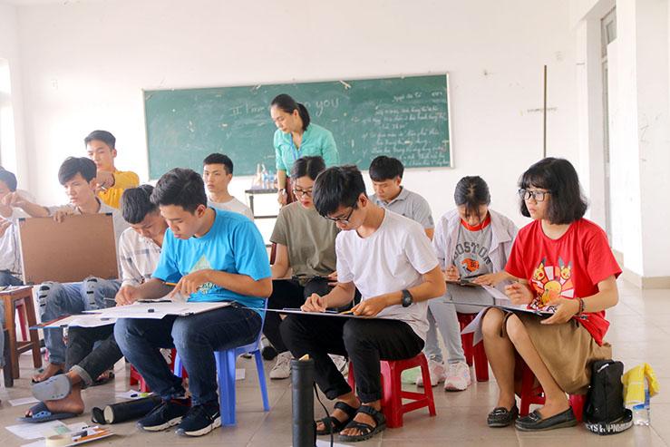 Điểm chuẩn đại học kiến thức Đà Nẵng