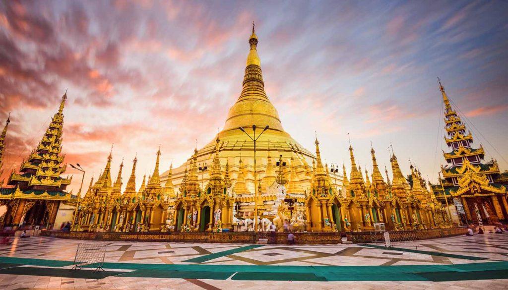 Công trình kiến trúc cổ đại phương Đông đẹp