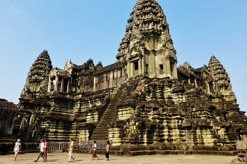 Kiến trúc Angkor Wat