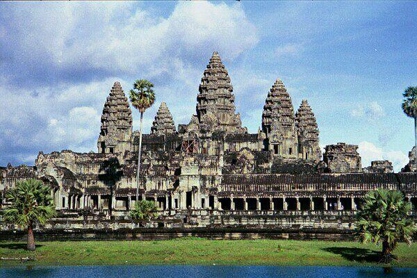 Bí ẩn về kiến trúc Angkor-Wat