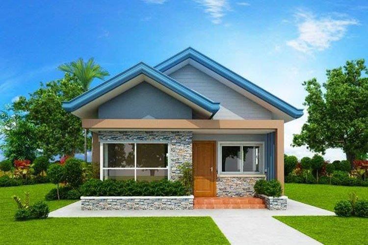 Không khó để nhận thấy thiết kế mái ngói là mẫu thiết kế mái nhà được ưa chuộng và phổ biến nhất ở những vùng ngoại ô, nông thôn từ nhiều đời nay. Mẫu thiết kế này với chi phí xây dựng khá rẻ nên rất phù hợp với thu nhập của người dân vùng nông thôn.